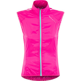 Endura Pakagilet II Bike Vest Women red